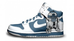 Nike'd Up: Star Wars Nike Sneakers