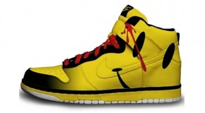 Nike'd Up: Watchmen Nike Sneakers