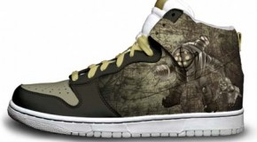 Big Daddy Brings Rapture to Bioshock Nike Sneakers