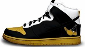Nike'd Up: Looney Tunes Daffy Duck Nike Sneakers