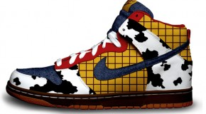 Nike'd Up: Woody Toy Story Nike Sneakers