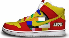Nike'd Up: Lego Nike Sneakers