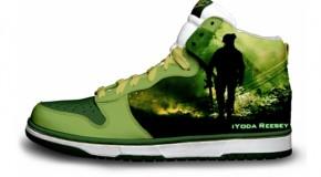 Nike'd Up: Modern Warfare 2 Nike Sneakers