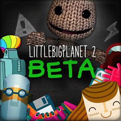 LittleBigPlanet 2 Beta Coming Soon