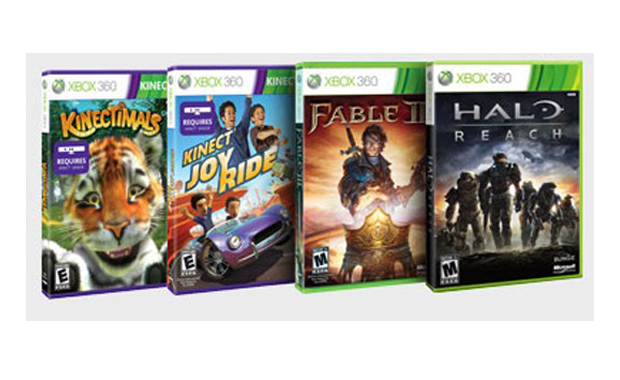 Free Xbox 360 Game With Windows Phone 7 Purchase!