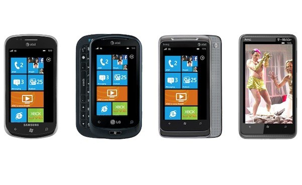 "Windows Phone 7 Set For ""Mango"" Update?"