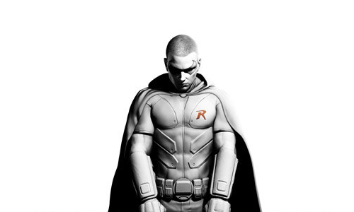 The Boy Wonder Joins Batman: Arkham City
