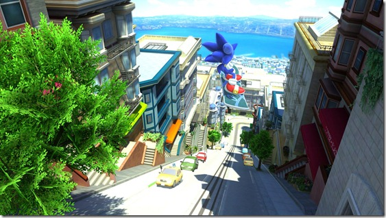 Sonic Generations Levels and Bosses Revealed