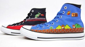 Converse All-Star Super Mario Sneakers