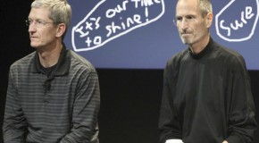LOL, New Apple CEO Dismisses Steve Jobs Era By Telling Employees: 'Our best years lie ahead'