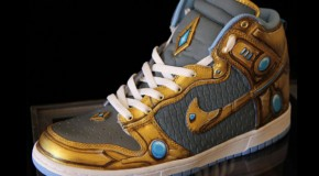 Nike'd Up: StarCraft Nike Sneakers