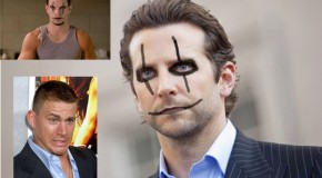 Bradley Cooper Quits Crow Remake, Studio Seeks Walhberg or Tatum As Replacement