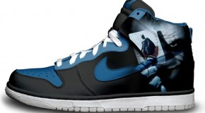 Nike'd Up: The Dark Knight Nike Sneakers