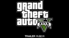 Rockstar Announces Grand Theft Auto V, Trailer Due November 2nd