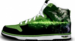 Nike'd Up: Modern Warfare 3 Nike Sneakers