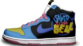 Nike'd Up: Saved by the Bell Nike Sneakers