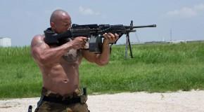 Dwayne Johnson Talks Roadblock & Bruce Willis During 'G.I. Joe 2: Retaliation' On-Set Visit