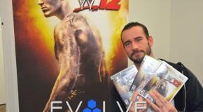 EvolveTV: WWE Champ CM Punk Talks WWE' 12, DLC, and Kofi Kingston's Gaming Skills