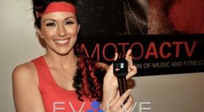 EvolveTV: Motorola MOTOACTV Video Preview