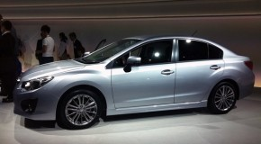 Tokyo Motor Show: Subaru Impreza G4 and Sport Models