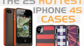 The 25 Hottest iPhone 4S Cases Available Now