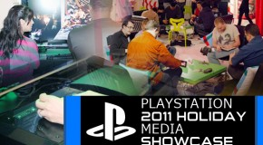 The PlayStation 2011 Holiday Showcase Gallery