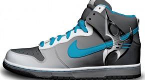Nike'd Up: StarCraft II Nike Sneakers