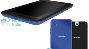 CES Leak: Toshiba 7-Inch Budget Tablet