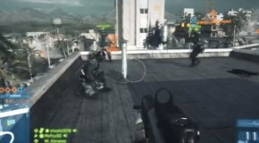 Hilarious Battlefield 3 Multiplayer Video Spoils Epic Escape For Cornered Sniper