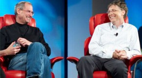 Video: Bill Gates Says He Made Peace With Steve Jobs During Final Days