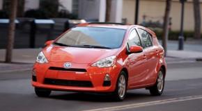 Test Drive: 2012 Toyota Prius C