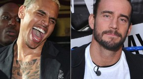 CM Punk Responds To Chris Brown By Challenging Him To Fight (Video)