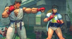 Street Fighter X Tekken PS Vita Version Adds 12 New Characters