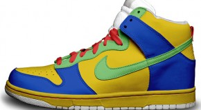 Nike'd Up: The Simpsons Nike Sneakers