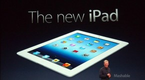 """Apple Reveals """"The New iPad"""", Apple TV, and iCloud Features"""