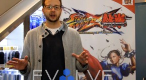 EvolveTV: Capcom's Seth Killian Talks Street Fighter x Tekken PS Vita