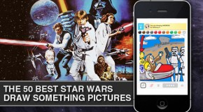 The 50 Best Star Wars Draw Something Pictures
