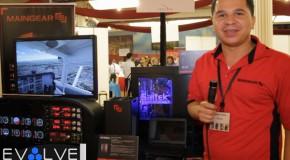 EvolveTV: Maingear 2012 PC Back-To-School Preview at Pepcom