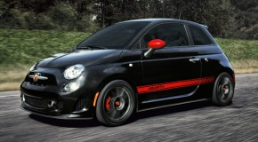 Big Punch, Small Size: The 2012 Fiat 500 Abarth