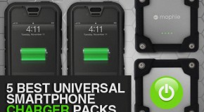 The 5 Best Universal Smartphone Charger Packs
