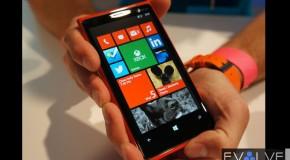 Nokia Lumia 920 Windows 8 Phone Preview (Video)