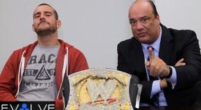 WWE 13 CM Punk Interview (In-Game Ranking, Attitude Era Factions, & Cactus Jack)