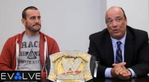 WWE 13 Paul Heyman Interview (Attitude Era Storylines & Modern-Day WWE)