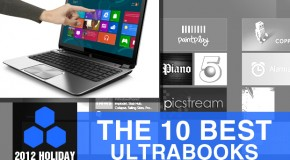 2012 Holiday Gift Guide: The 10 Best Premium Ultrabooks