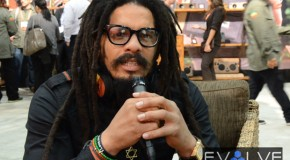 CES 2013: Rohan Marley Talks New House of Marley Headphones & Audio Lineup