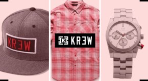 Dress Him in Kr3w For You… Her Picks For Him!