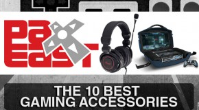 The 10 Best Gaming Accessories of PAX 2013