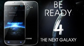 The 5 Hottest Samsung Galaxy S IV Concepts