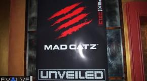 Pax East 2013 Mad Catz Unveiled Event