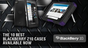 The 10 Best BlackBerry Z10 Cases Available Now
